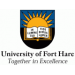M-University of Fort Hare