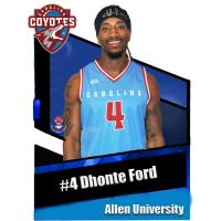 Dhonte Ford