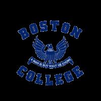 logo CORP. DEP. BOSTON COLLEGE