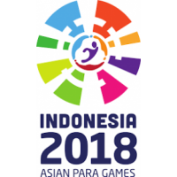 2018 Asian Para Games - Men's Competition